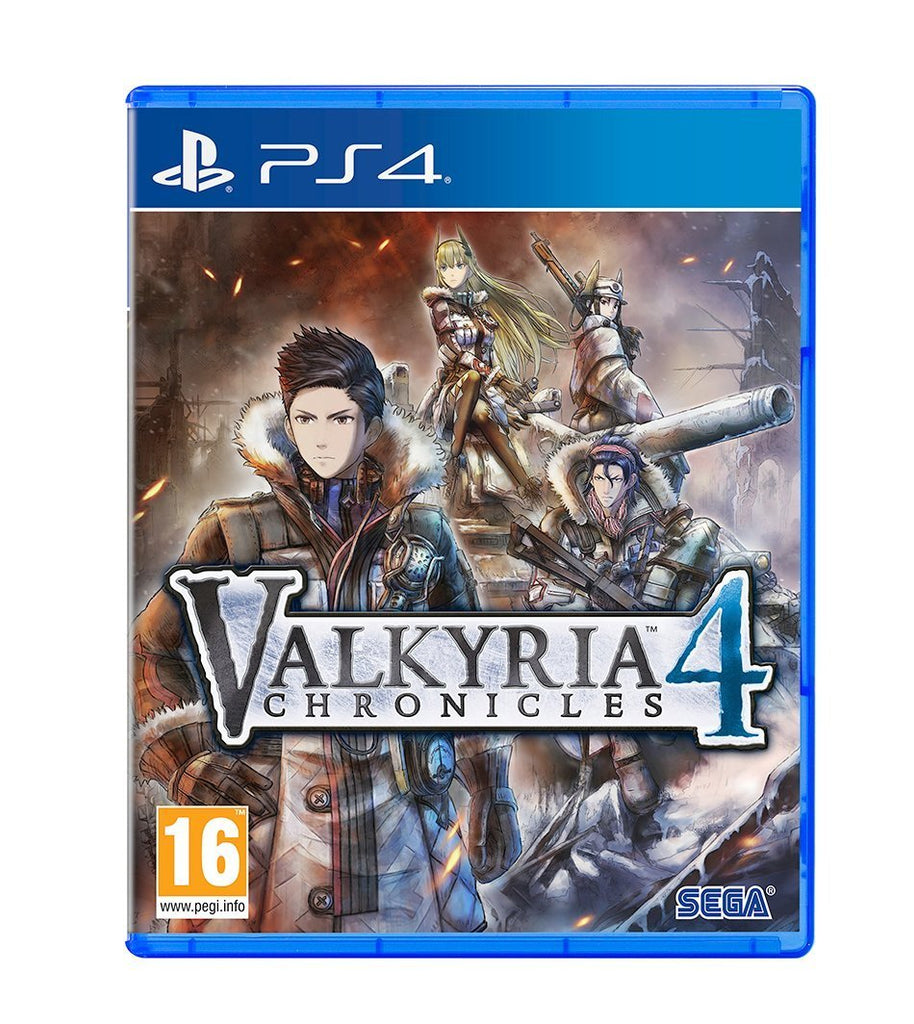 Valkyria Chronicles 4 (PS4) - GameIN