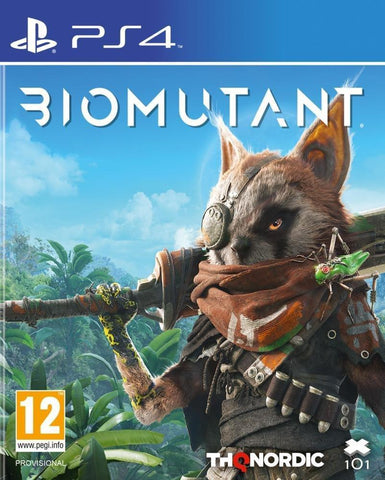 Biomutant (PS4) - GameIN