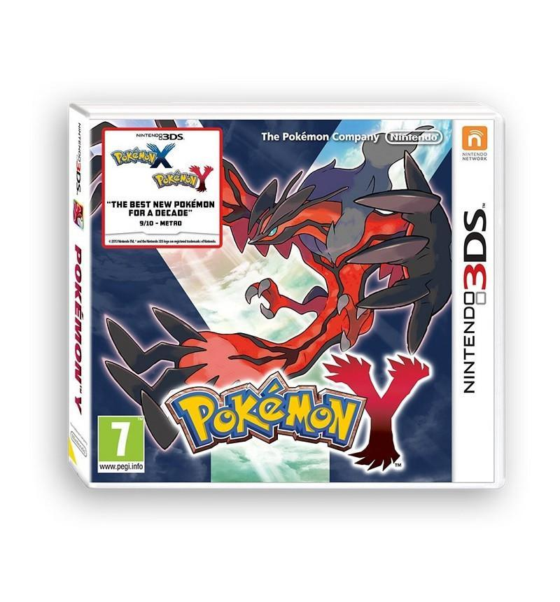Pokémon Y (3DS) - GameIN