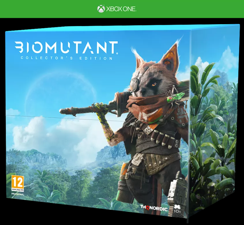 Biomutant Collectors Edition (Xbox One) - GameIN