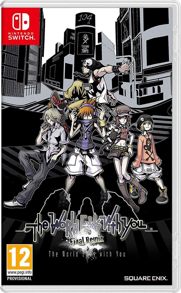 The World Ends With You - Final Remix (Nintendo Switch) - GameIN