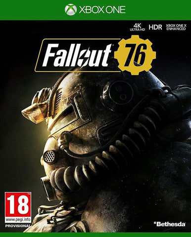 Fallout 76 (Xbox One) - GameIN