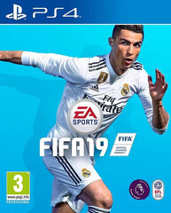 FIFA 19 + DLC (PS4) - GameIN