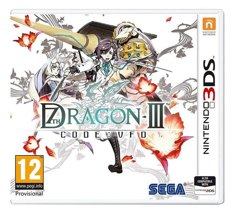 7th Dragon III Code VFD (3DS) - GameIN