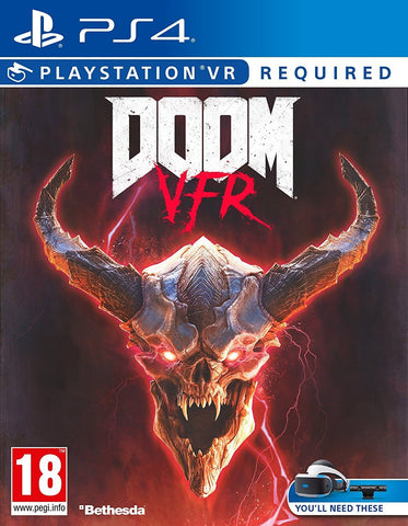 Doom VFR (PSVR) - GameIN
