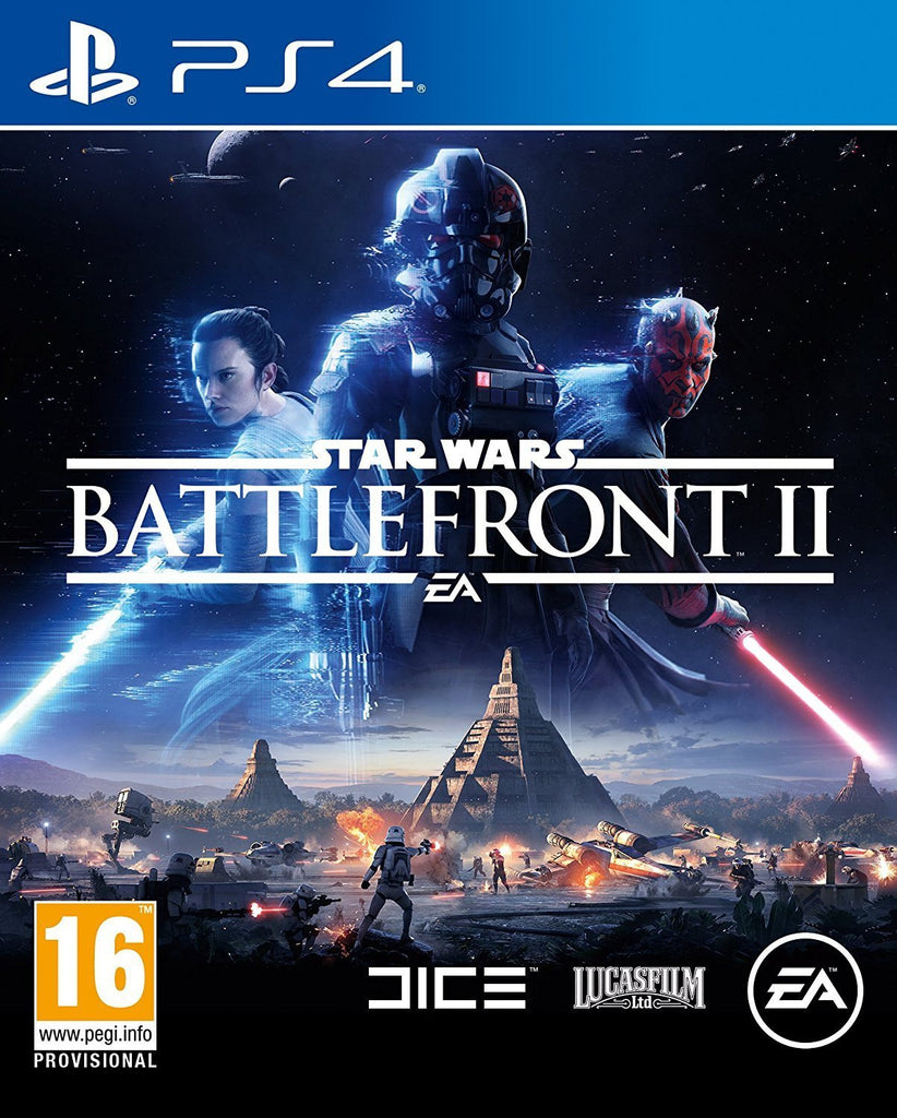 Star Wars Battlefront 2 (PS4) - GameIN