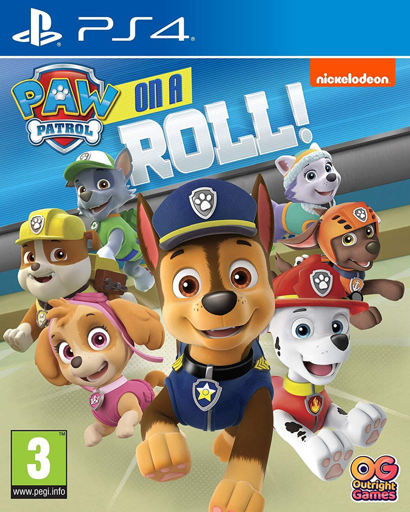 Paw Patrol: On a roll! (PS4) - GameIN