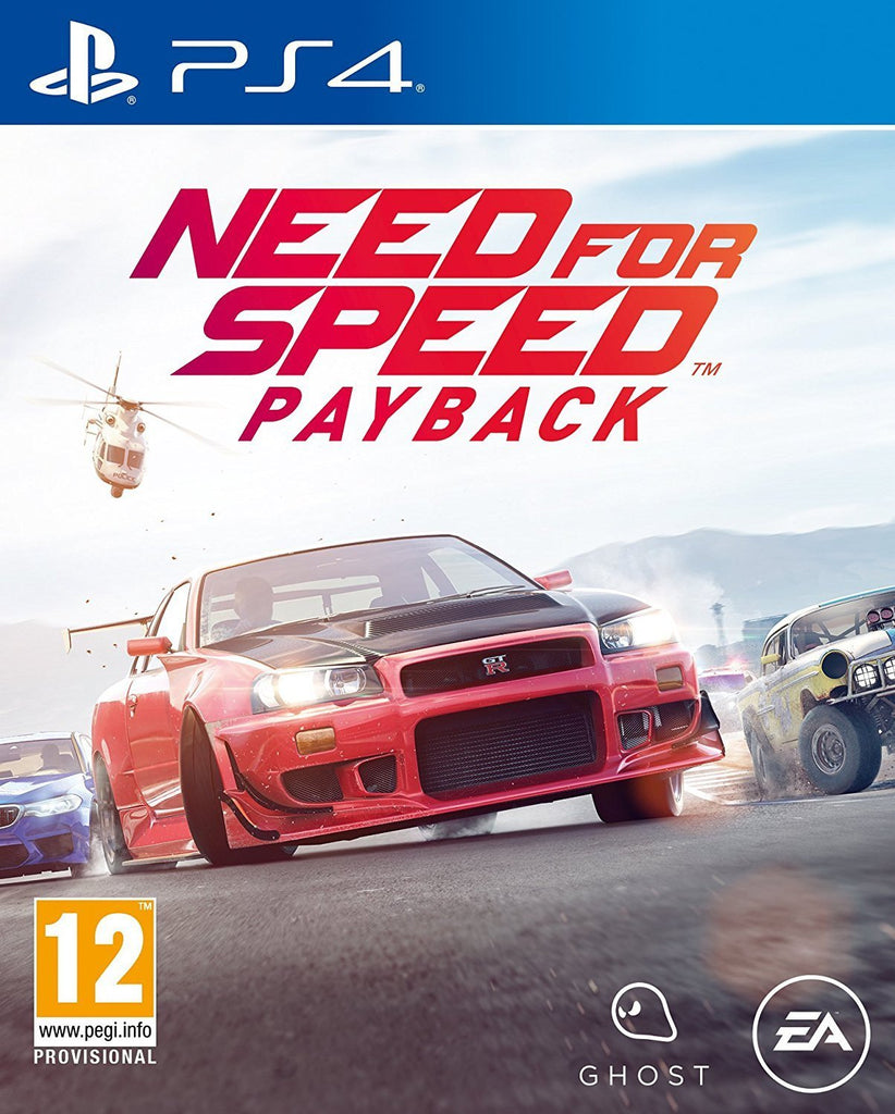 Need For Speed PayBack (PS4) - GameIN