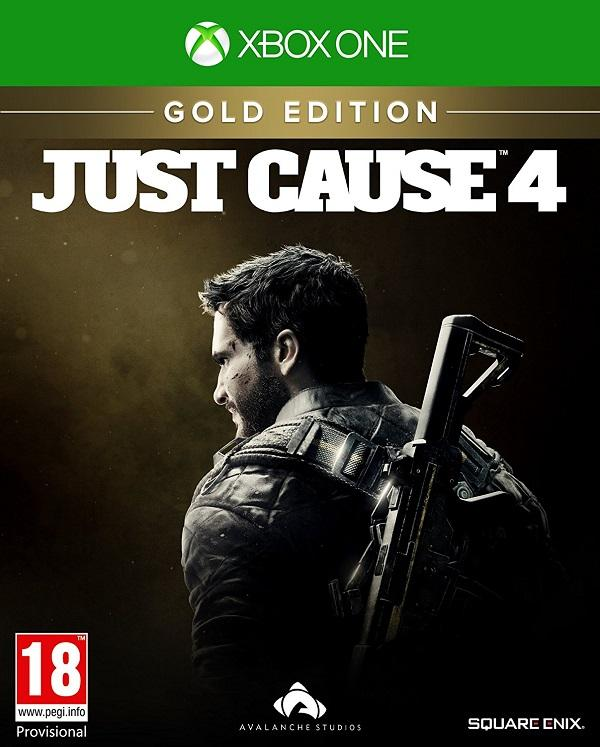 Just Cause 4 Gold Edition (Xbox One) - GameIN