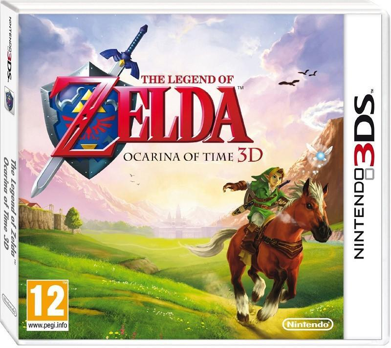 The Legend of Zelda: Ocarina of Time (3DS) - GameIN