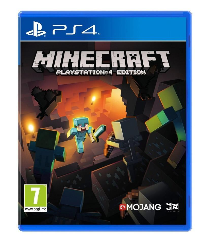Minecraft (PS4) - GameIN