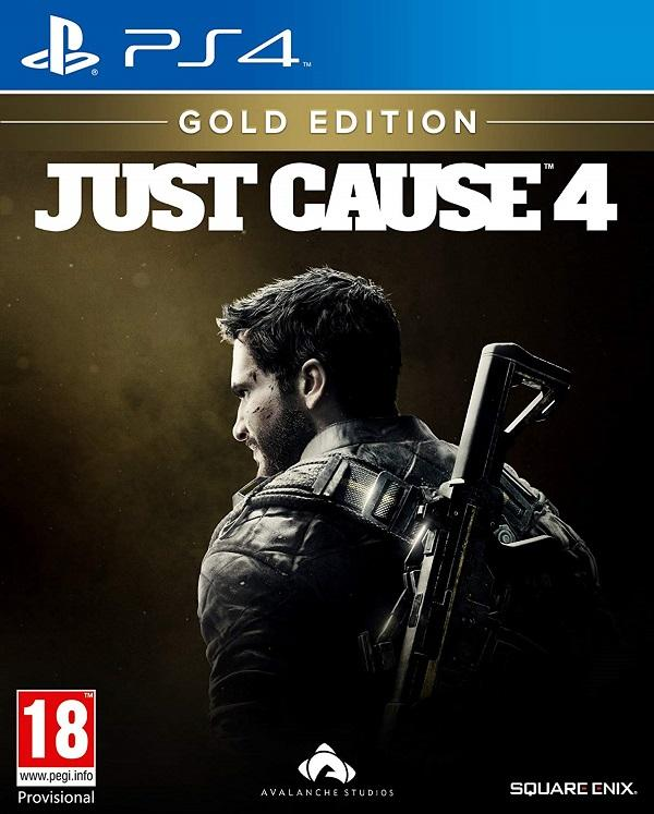 Just Cause 4 Gold Edition (PS4) - GameIN