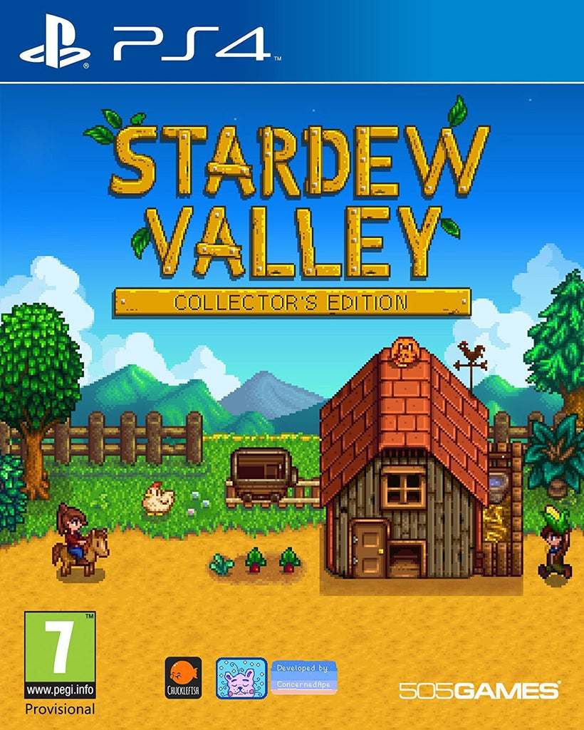 Stardew Valley Collector's Edition (PS4) - GameIN