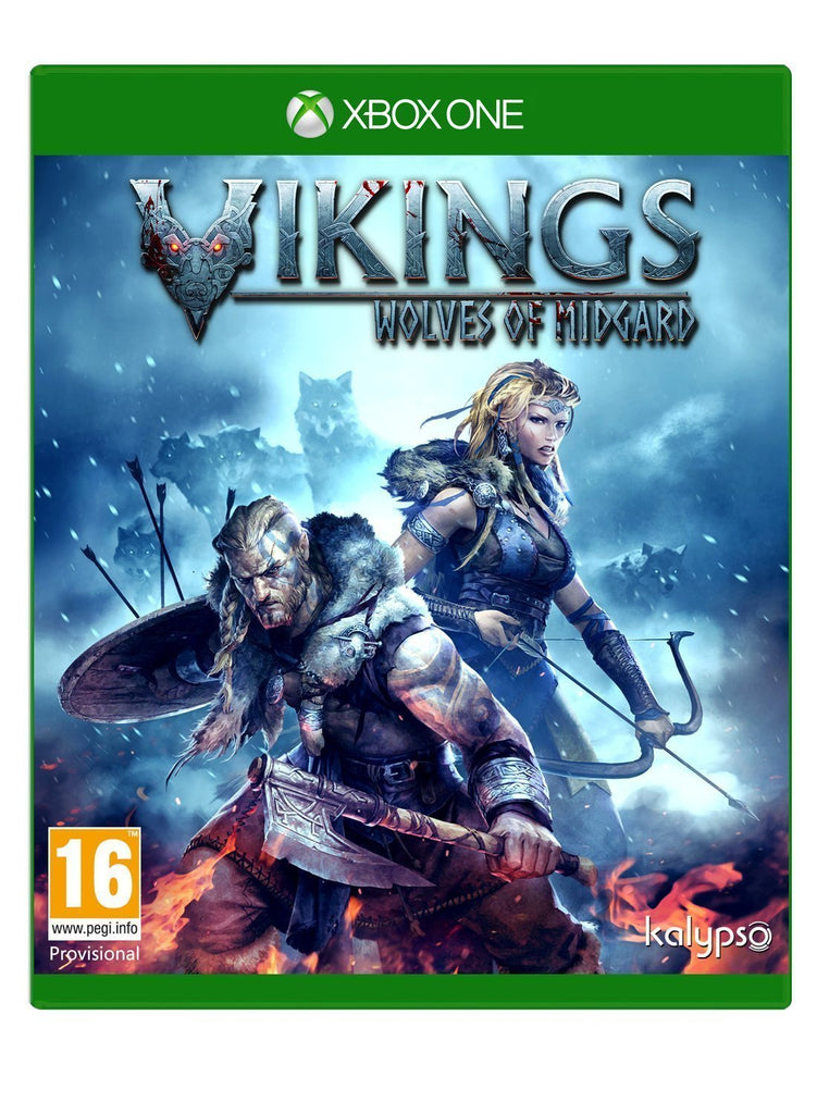 Vikings - Wolves of Midgard (Xbox One) - GameIN