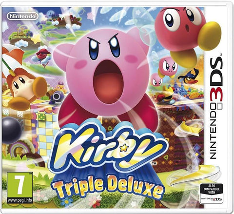 Kirby: Triple Deluxe (3DS) - GameIN
