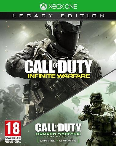 Call of Duty: Infinite Warfare Legacy Edition (Xbox One) - GameIN