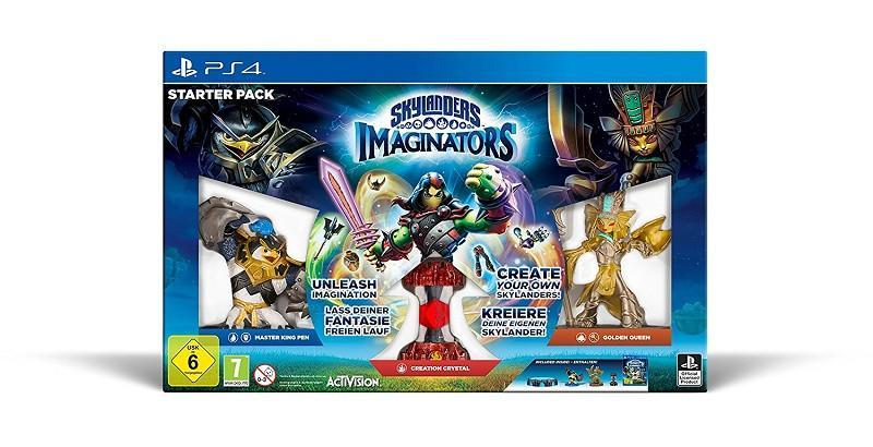 Skylanders Imaginators (PS4) - GameIN