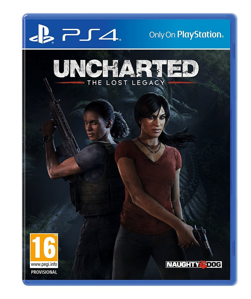 Uncharted: The Lost Legacy (PS4) - GameIN