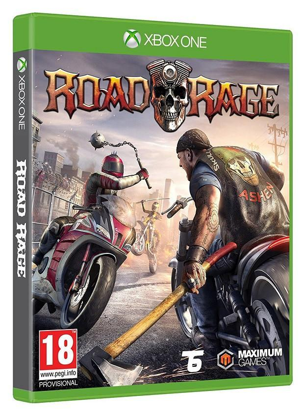 Road Rage (Xbox One) - GameIN