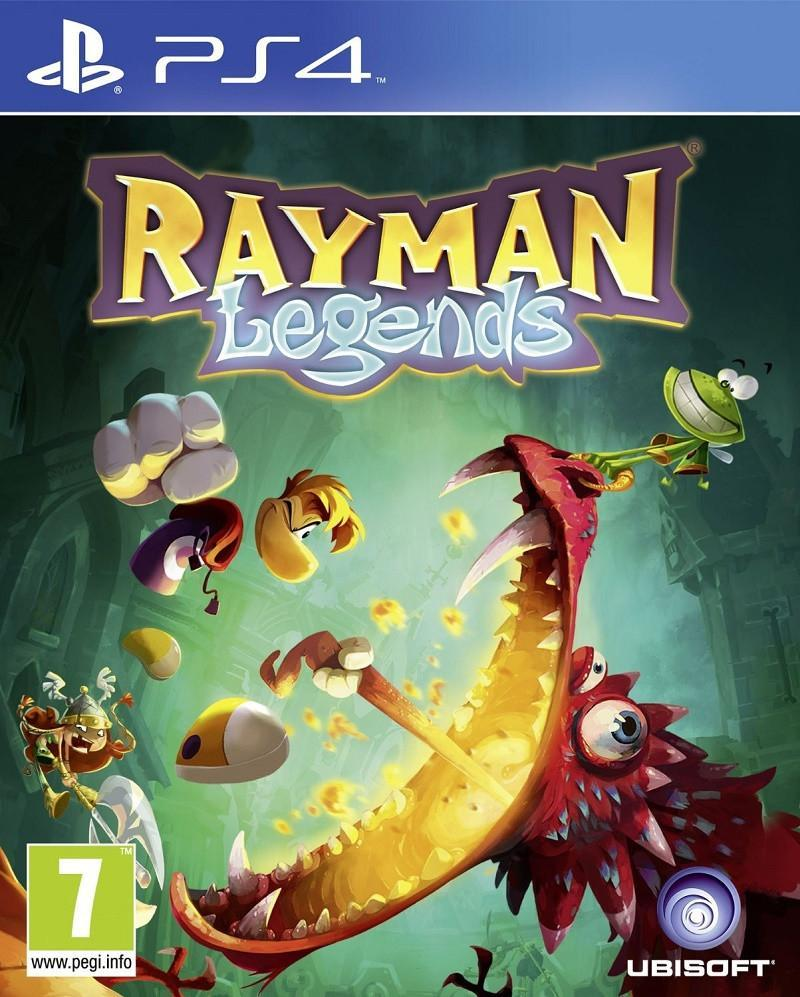 Rayman Legends (PS4) - GameIN
