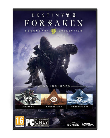 Destiny 2: Forsaken - Legendary Collection (PC Download) - GameIN
