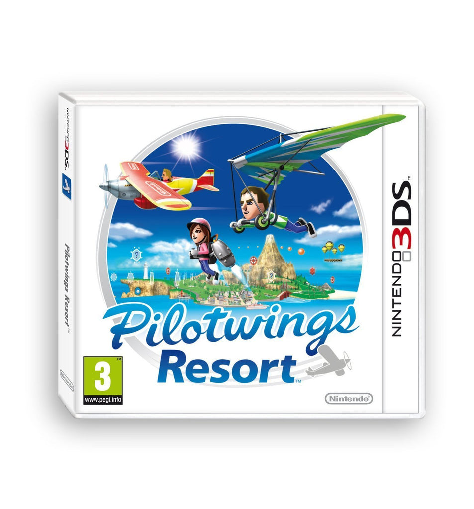 Pilotwings Resort (3DS) - GameIN