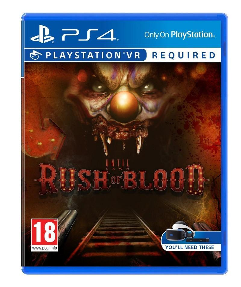 Until Dawn: Rush of Blood (PSVR) - GameIN