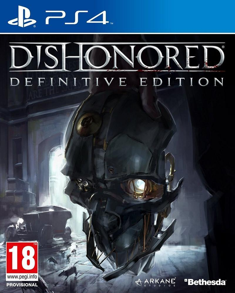 Dishonored: The Definitive Edition (PS4) - GameIN