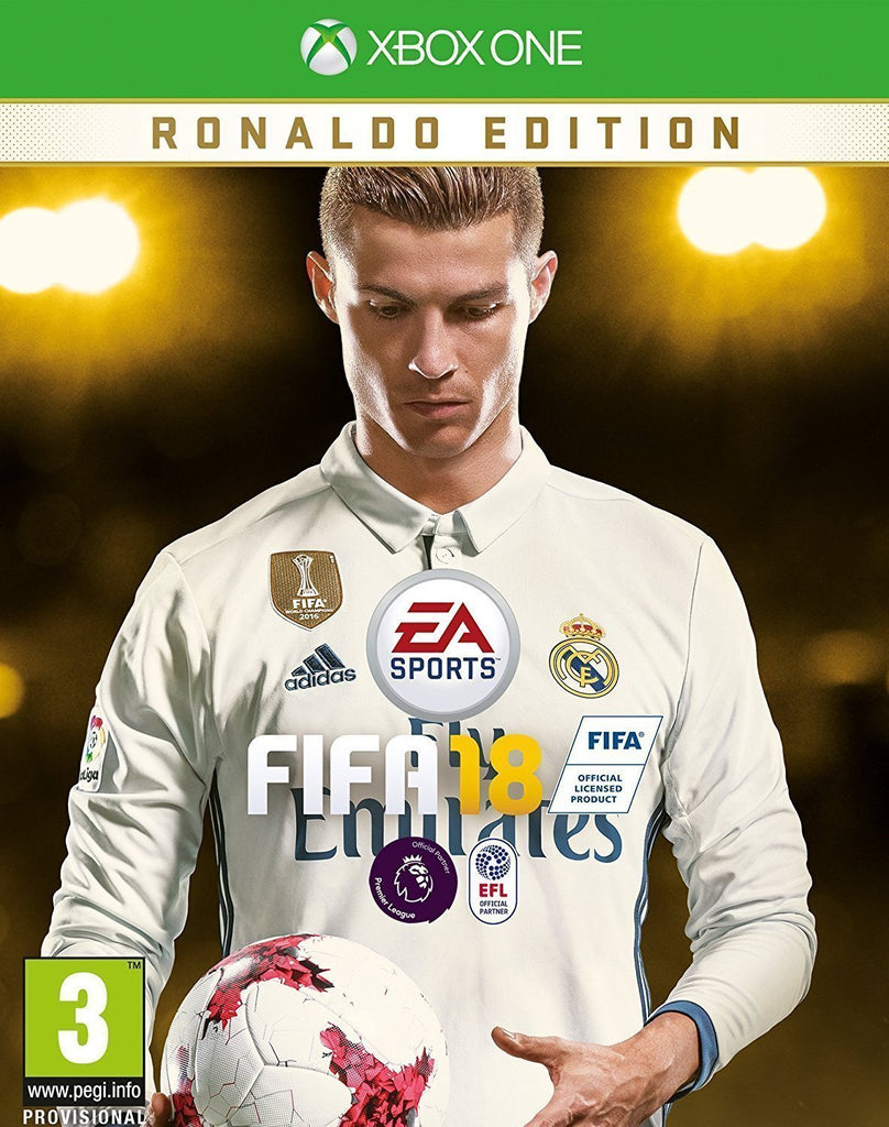 FIFA 18 Ronaldo Edition (Xbox One) - GameIN