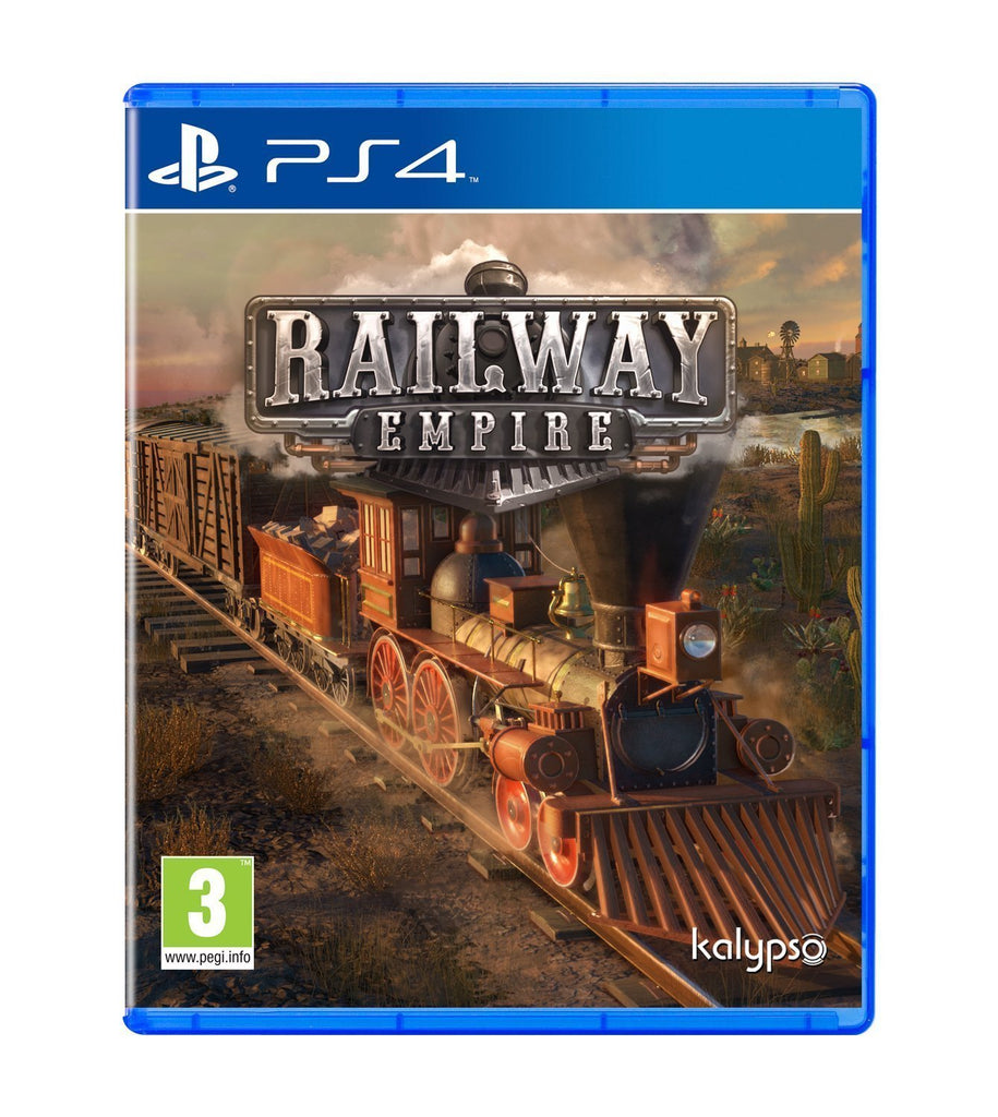 Railway Empire (PS4) - GameIN