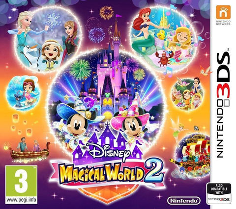 Disney Magical World 2 (3DS) - GameIN