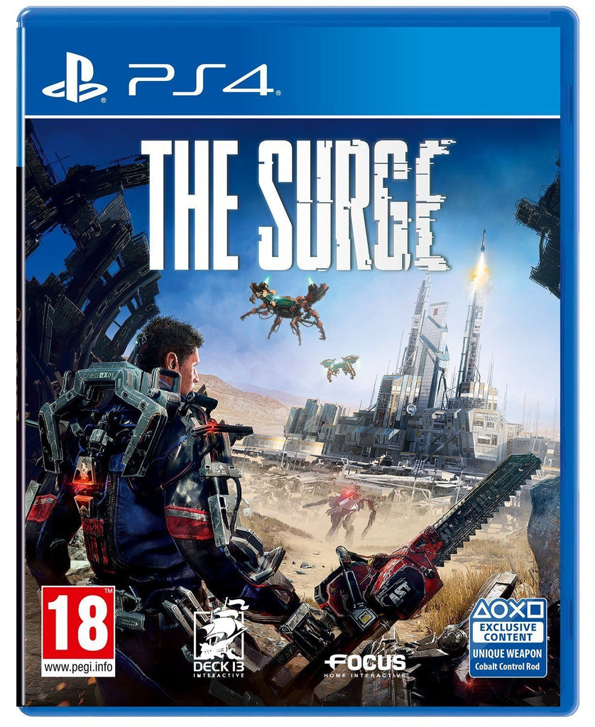 The Surge (PS4) - GameIN
