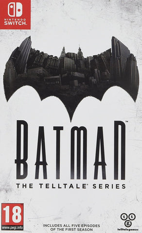 Batman: The Telltale Series (Nintendo Switch) - GameIN