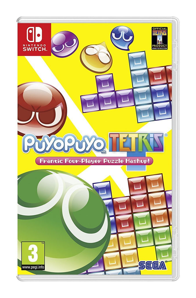 Puyo Puyo Tetris (Nintendo Switch) - GameIN