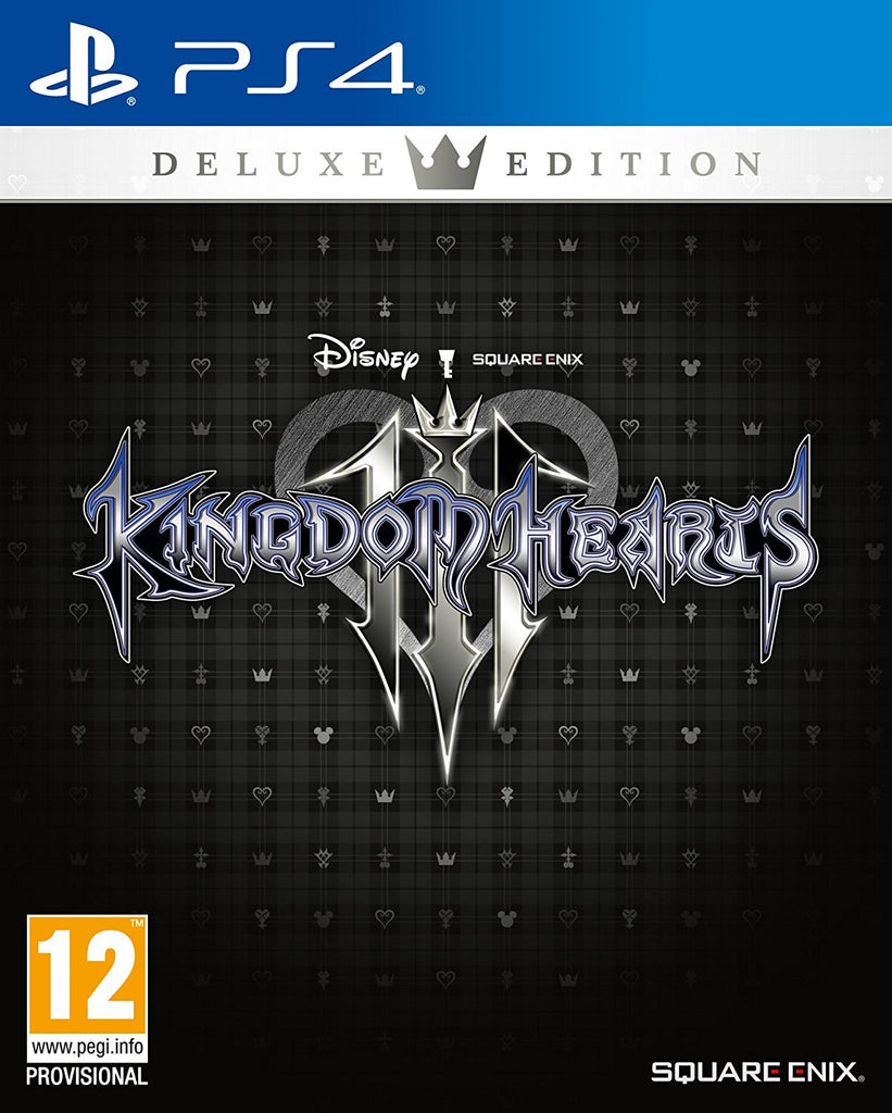 Kingdom Hearts 3 Deluxe Edition (PS4) - GameIN
