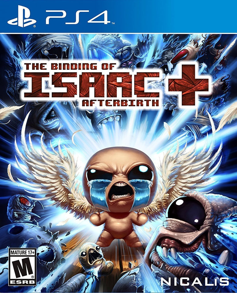 The Binding of Isaac: Afterbirth+ (PS4) - GameIN