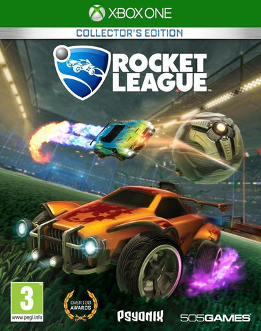 Rocket League (Xbox One) - GameIN