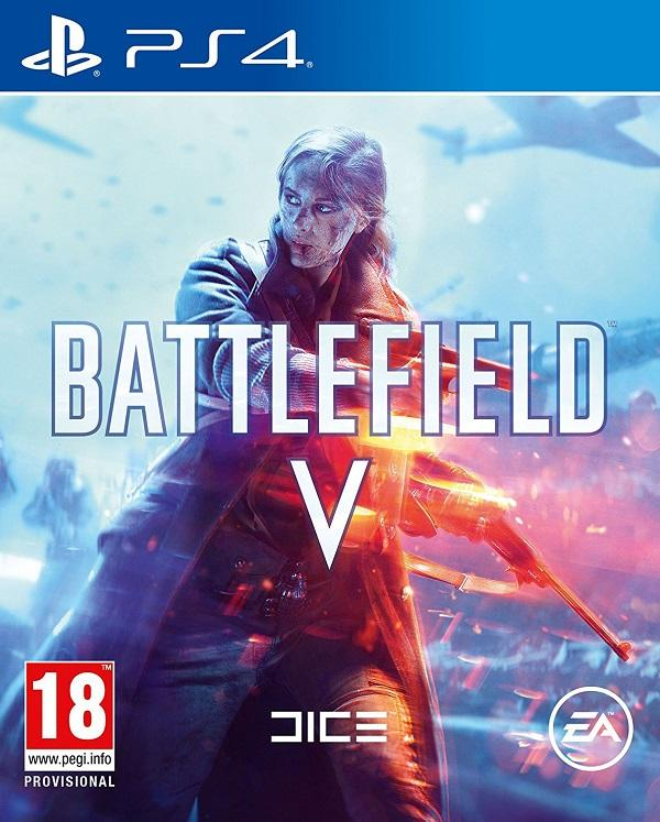 Battlefield V (PS4) - GameIN