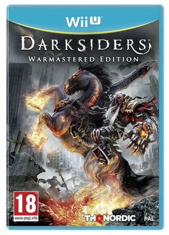 Darksiders: Warmastered Edition (Wii U) - GameIN