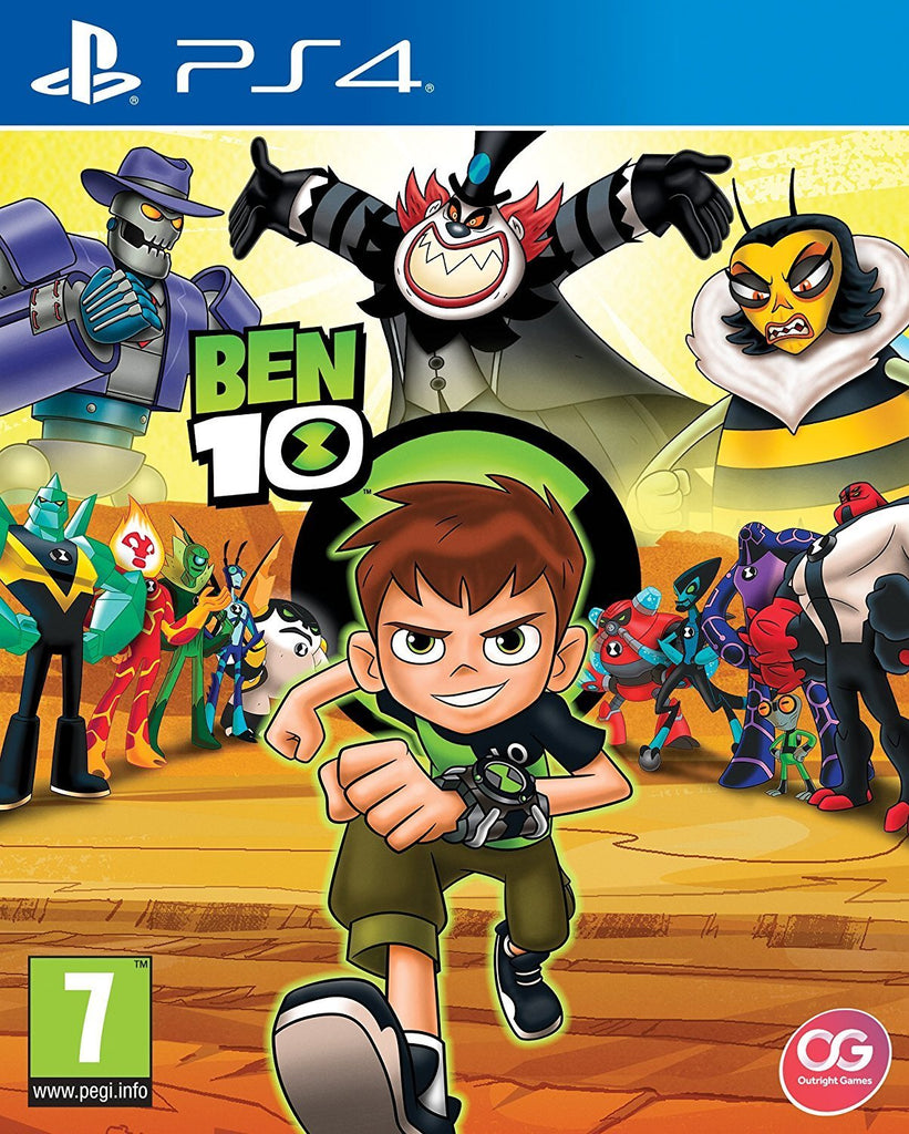 Ben 10 (PS4) - GameIN