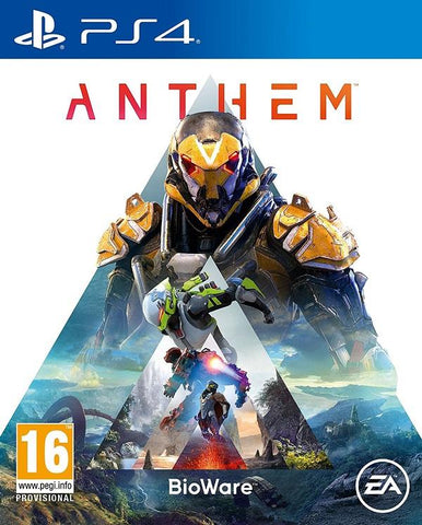 Anthem (PS4) - GameIN