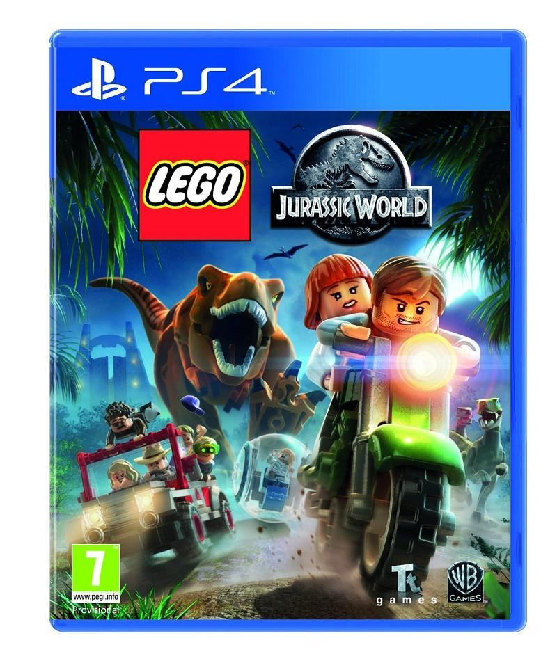 LEGO Jurassic World + Limited Edition Figurine (PS4) - GameIN