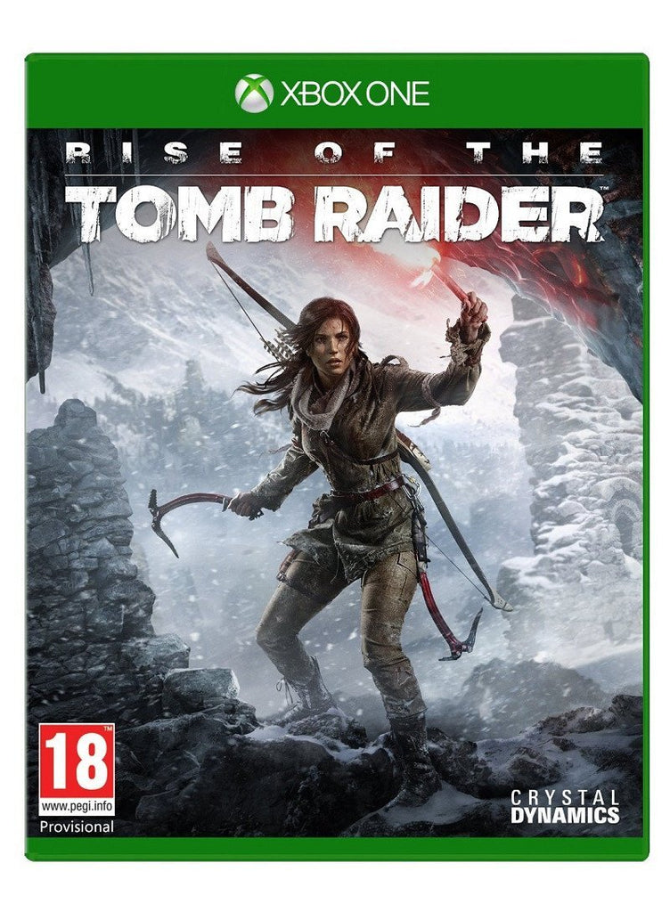 Rise of the Tomb Raider (Xbox One) - GameIN