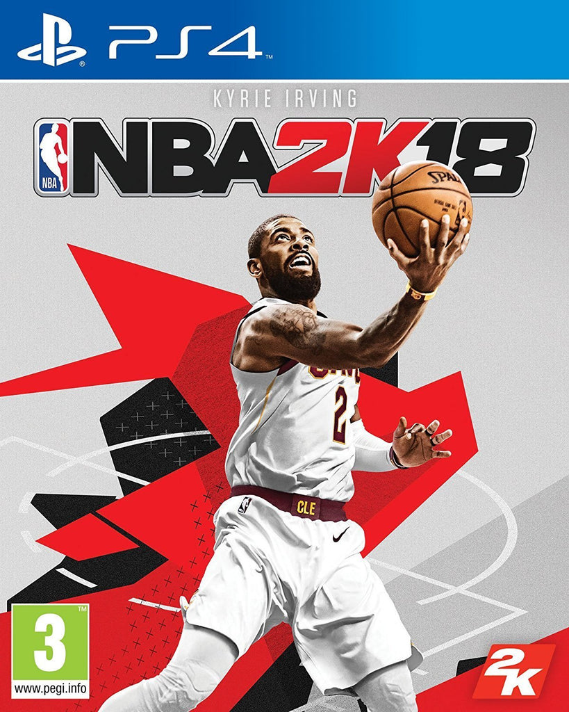 NBA 2K18 (PS4) - GameIN