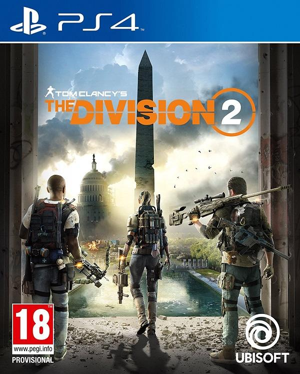 Tom Clancy's The Division 2 (PS4) - GameIN
