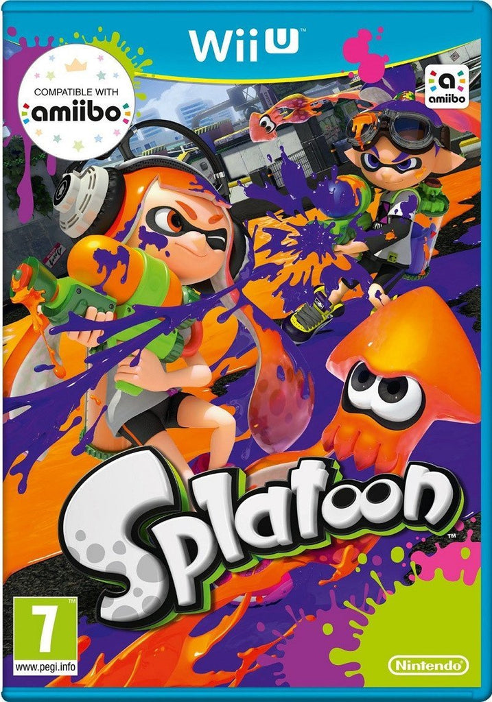 Splatoon (Wii U) - GameIN