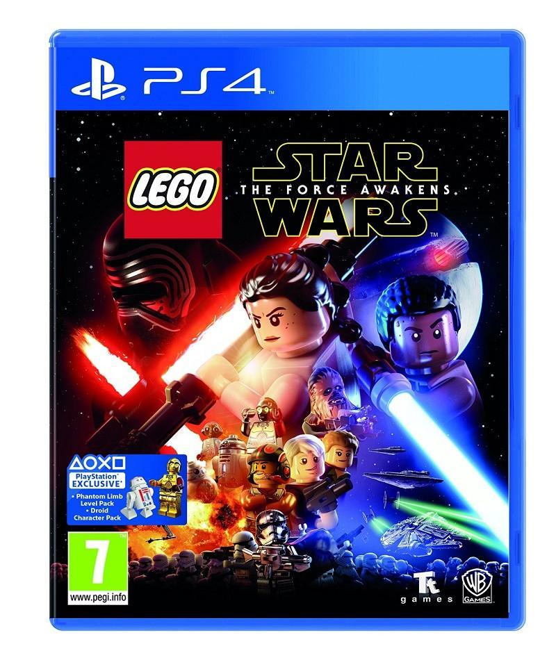 LEGO Star Wars: The Force Awakens (PS4) - GameIN