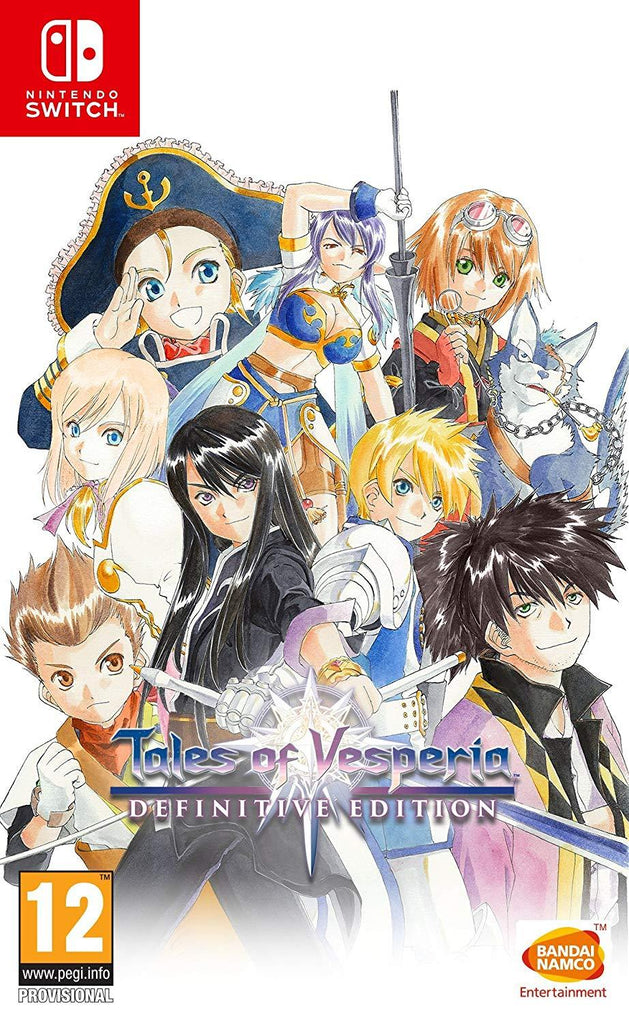 Tales Of Vesperia Definitive Edition (Nintendo Switch) - GameIN