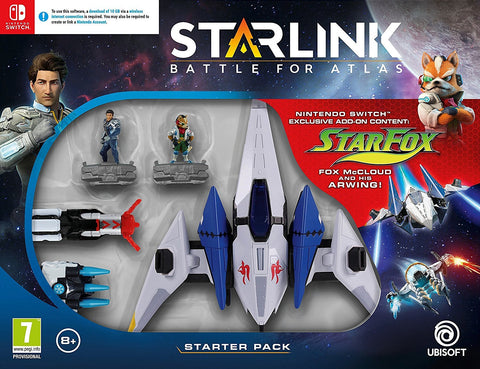 Starlink: Battle for Atlas (Nintendo Switch) - GameIN