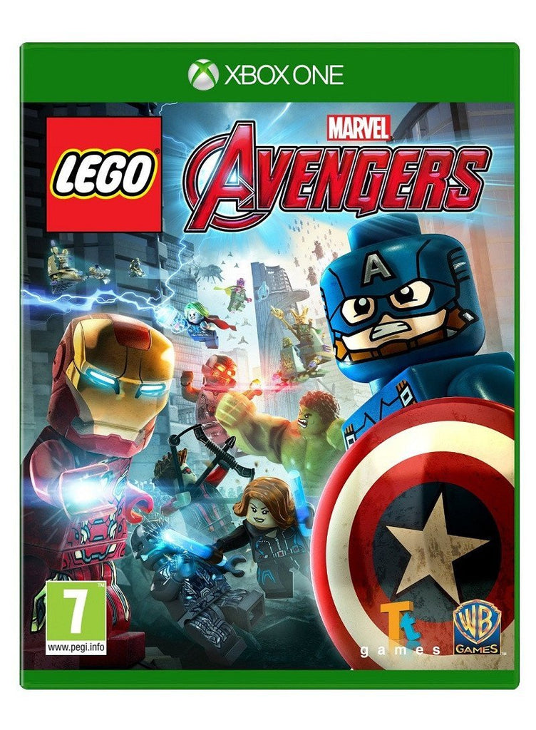 LEGO Marvel Avengers (Xbox One) - GameIN
